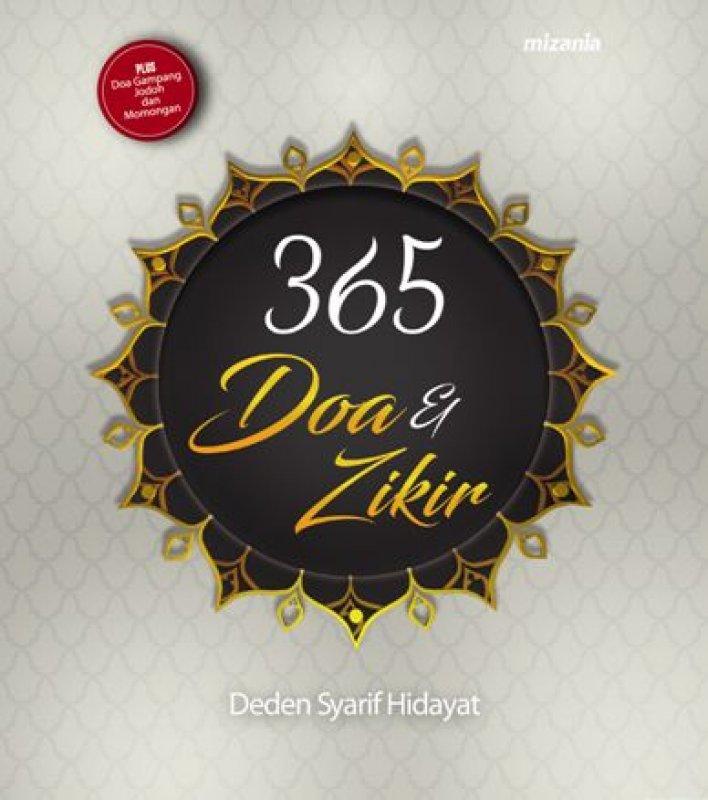 Cover Buku 365 Doa Dan Zikir - Hc (Republish)