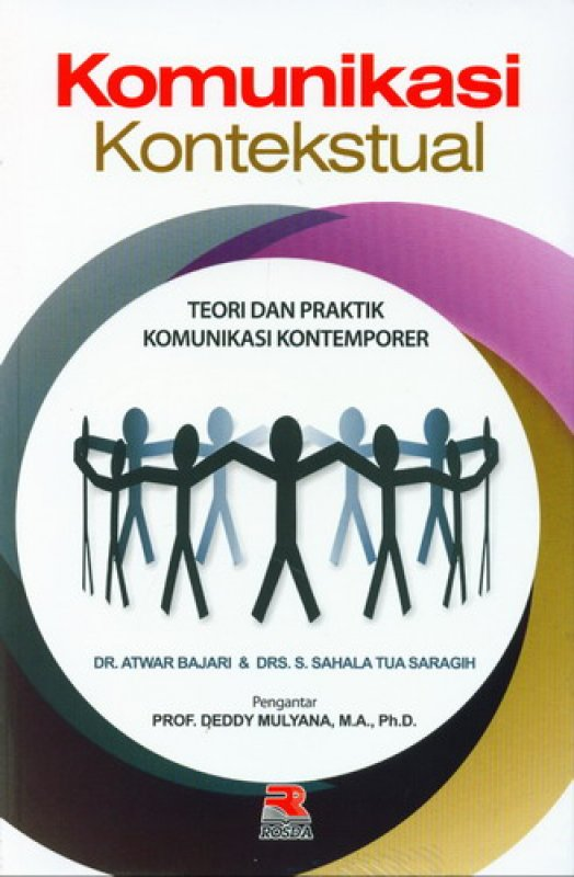 Cover Buku Komunikasi Kontekstual