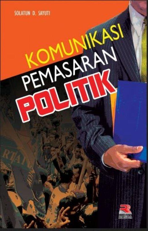Cover Buku Komunikasi Pemasaran Politik