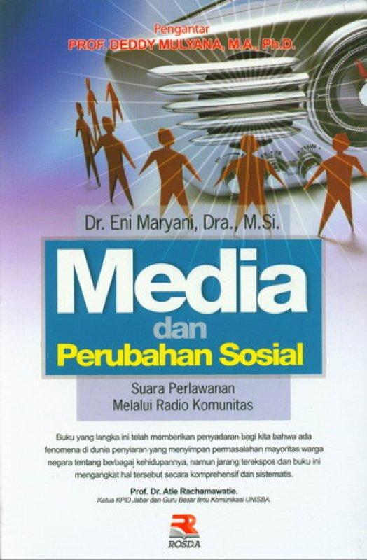 Cover Buku Media Dan Perubahan Sosial