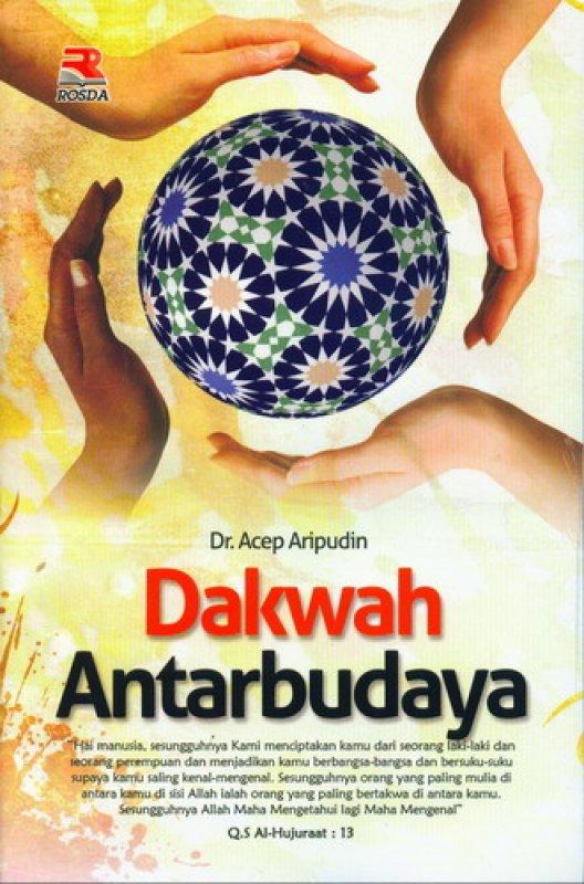 Cover Buku Dakwah Antarbudaya