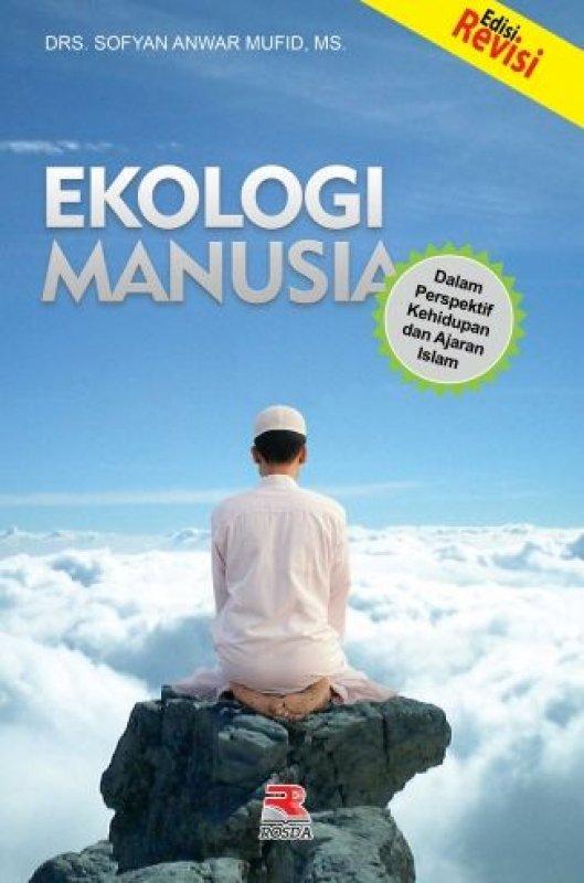 Cover Buku Ekologi Manusia (Edisi Revisi)