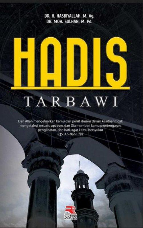 Cover Buku Hadis Tarbawi