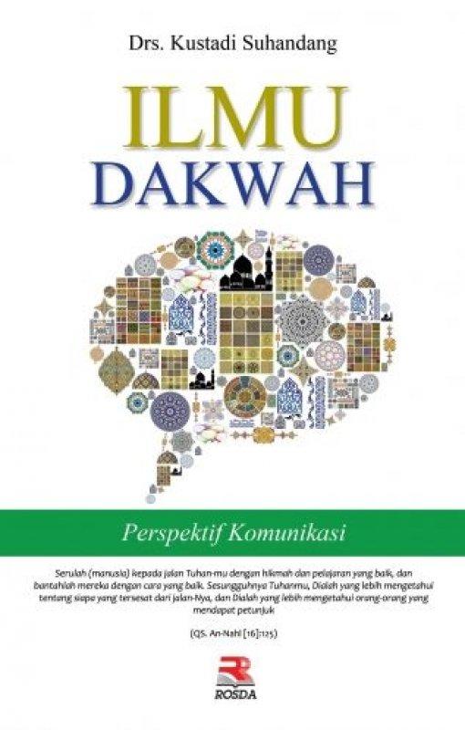 Cover Buku Ilmu Dakwah Perspektif Komunikasi