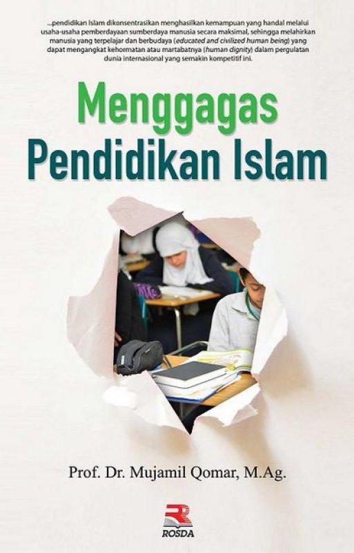 Cover Buku Menggagas Pendidikan Islam