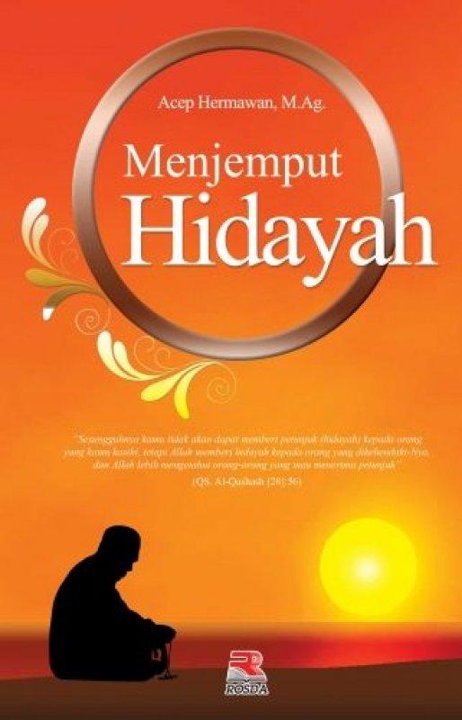 Cover Buku Menjemput Hidayah [HC]