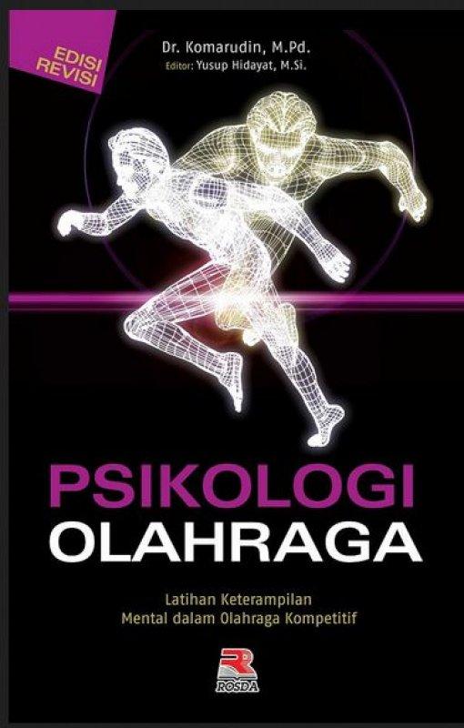 Cover Buku Psikologi Olahraga (Edisi Revisi)