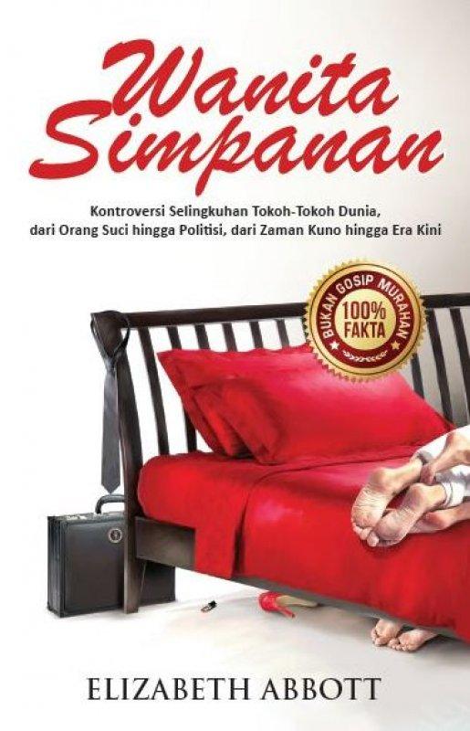 Cover Buku Wanita Simpanan