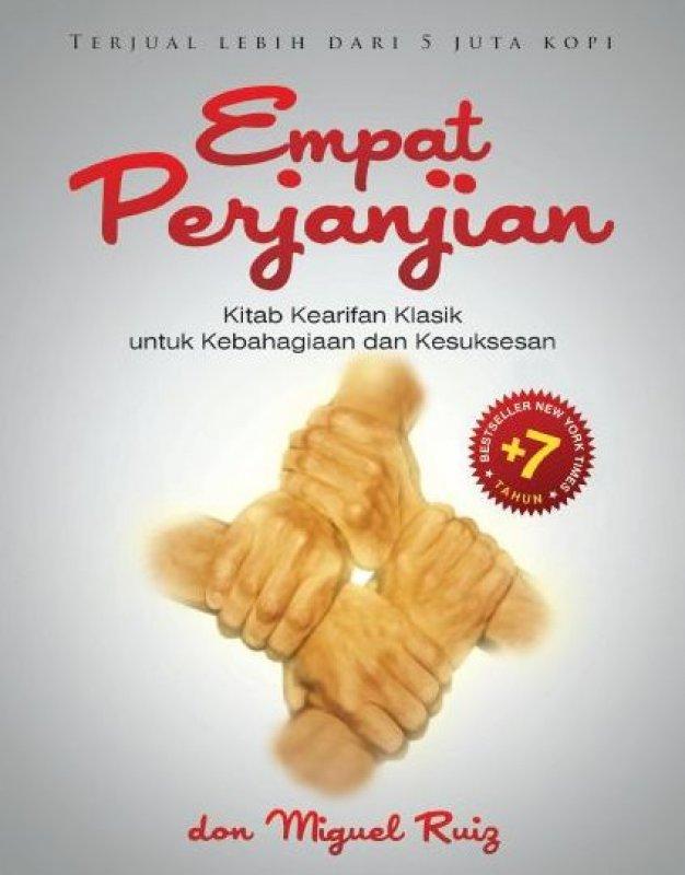 Cover Buku Empat Perjanjian
