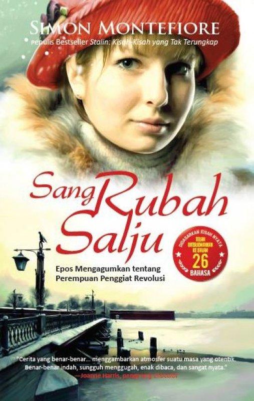 Cover Buku Sang Rubah Salju
