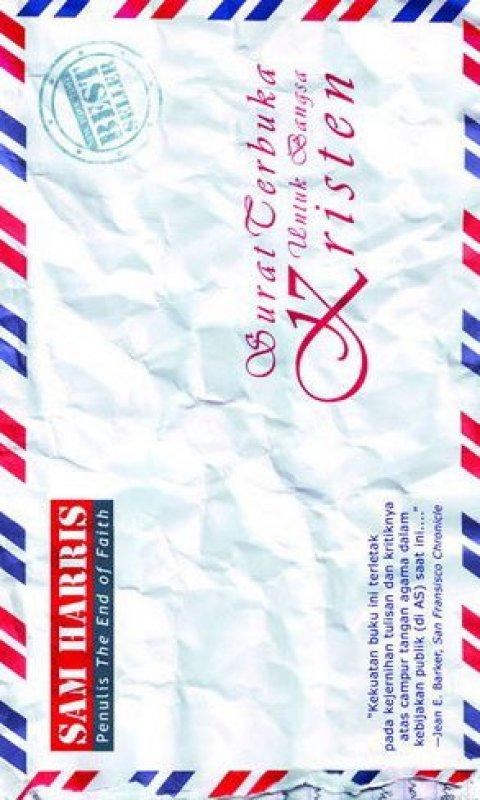 Cover Buku Surat Terbuka untuk Bangsa Kristen