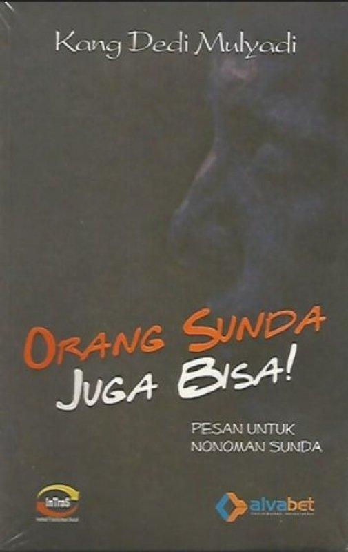 Cover Buku Orang Sunda Juga Bisa