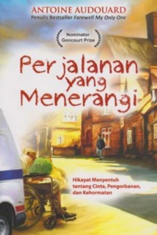 Cover Buku Perjalanan Yang Menerangi