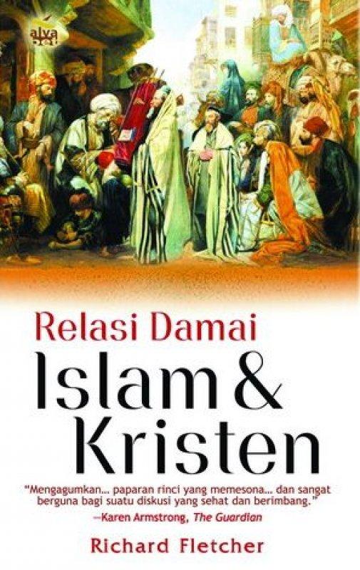 Cover Buku Relasi Damai Islam dan Kristen