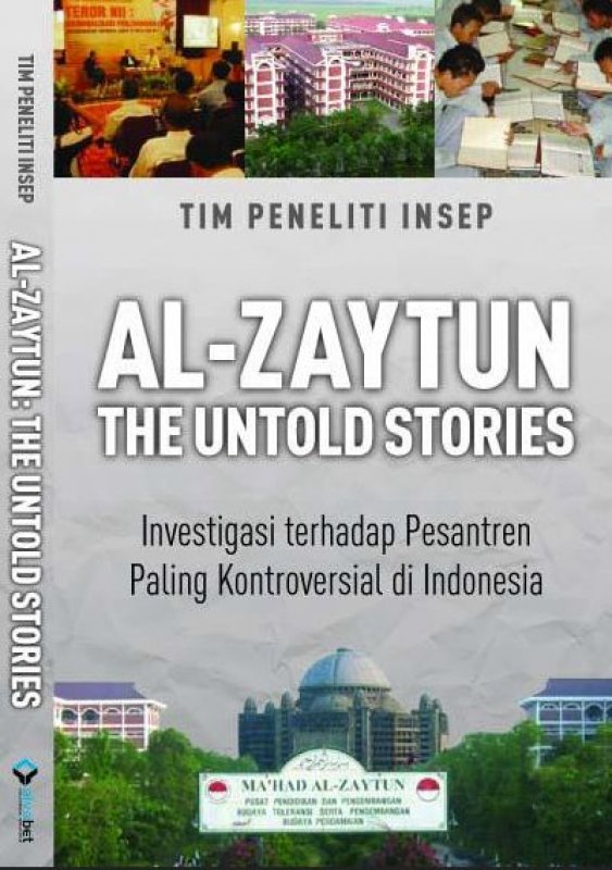 Cover Al-Zaytun: The Untold Stories