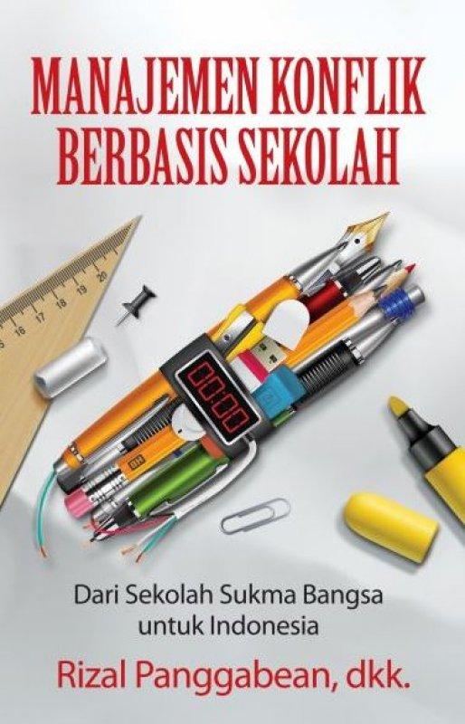 Cover Buku Manajemen Konflik Berbasis Sekolah