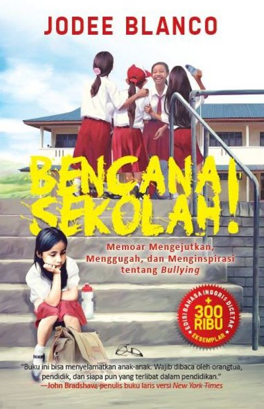 Cover Buku Bencana Sekolah!