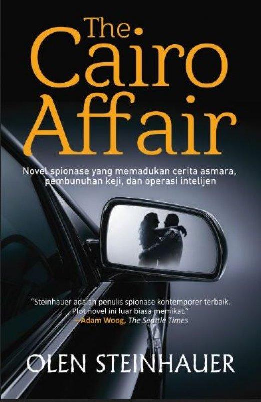Cover Buku The Cairo Affair