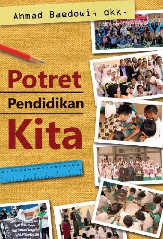 Cover Buku Potret Pendidikan Kita