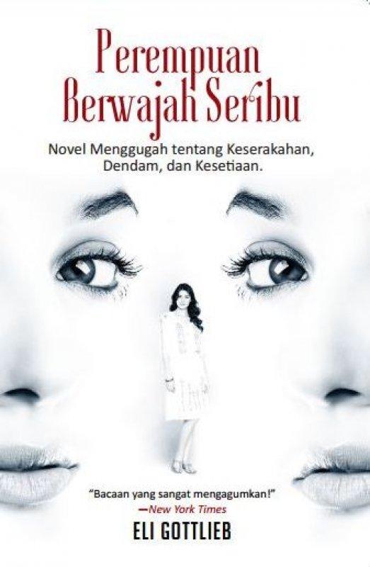 Cover Buku Perempuan Berwajah Seribu