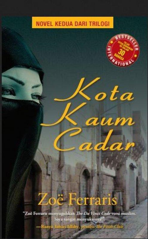 Cover Buku Kota Kaum Cadar
