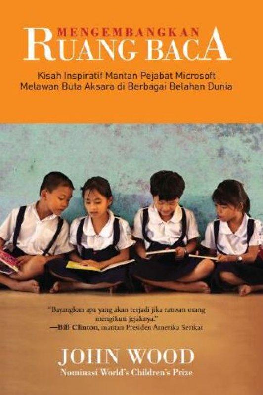 Cover Buku Mengembangkan Ruang Baca