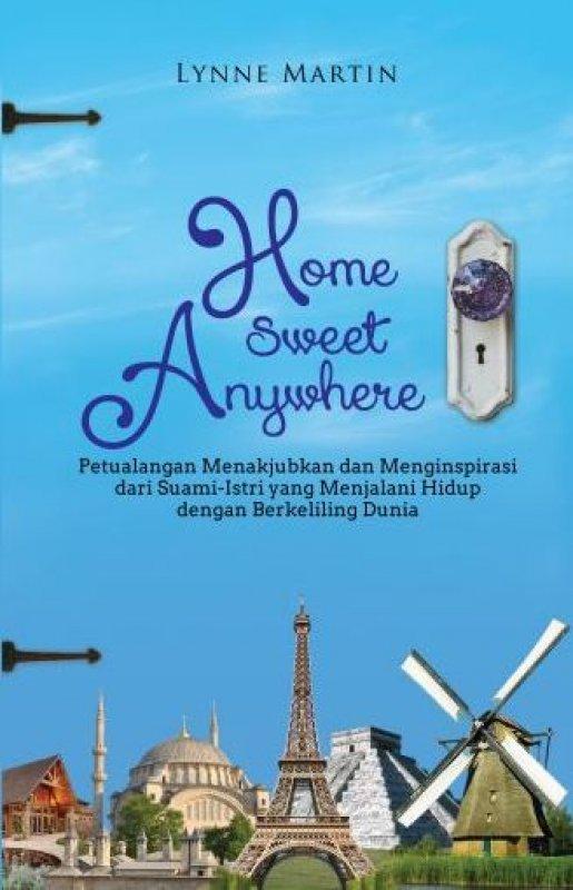 Cover Buku Home Sweet Anywhere