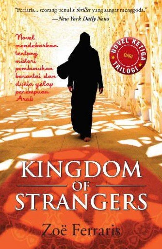 Cover Buku Kingdom of Strangers