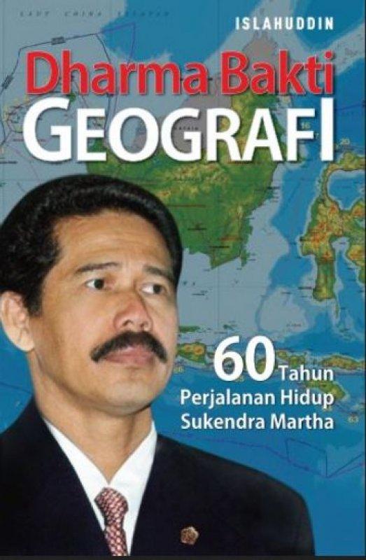 Cover Buku Dharma Bakti Geografi