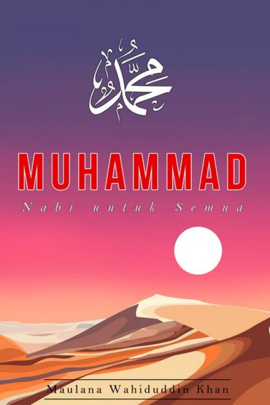Cover Buku Muhammad Nabi Untuk Semua