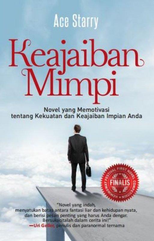 Cover Buku Keajaiban Mimpi