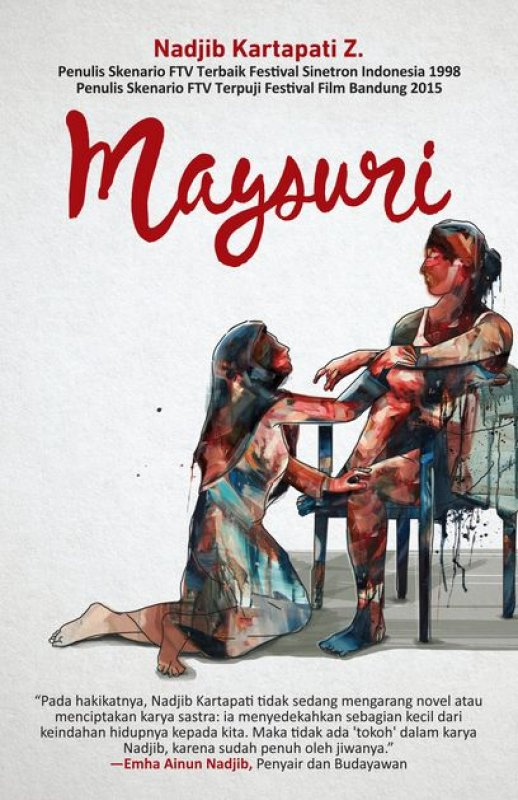 Cover Buku Maysuri