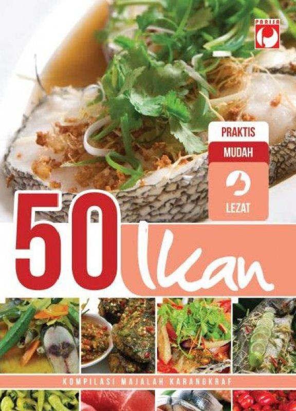 Cover Buku 50 Ikan