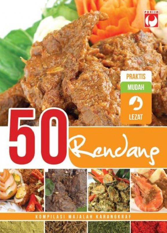 Cover Buku 50 Rendang