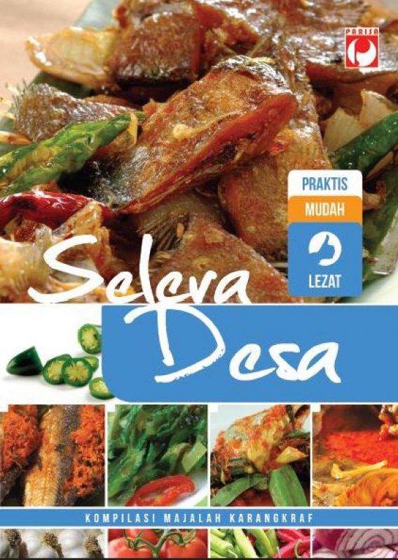 Cover Buku Selera Desa
