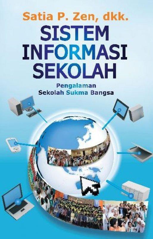 Cover Buku Sistem Informasi Sekolah
