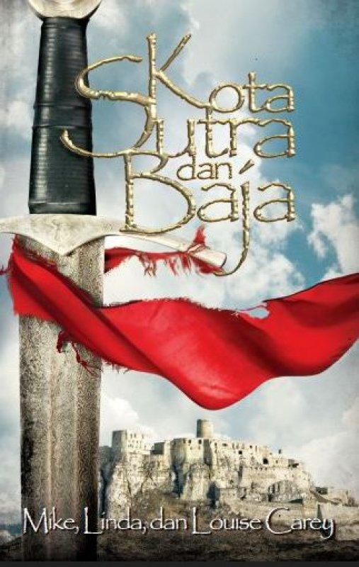Cover Buku Kota Sutra dan Baja