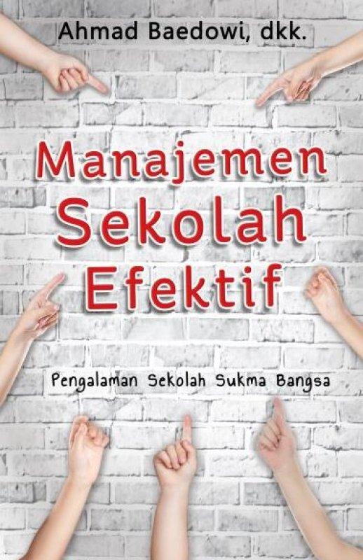 Cover Buku Manajemen Sekolah Efektif