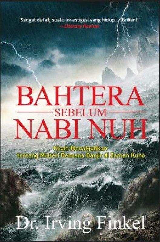 Cover Buku Bahtera Sebelum Nabi Nuh