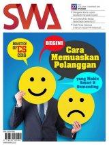 Majalah SWA Sembada No. 22 | 27 Oktober - 9 November 2016