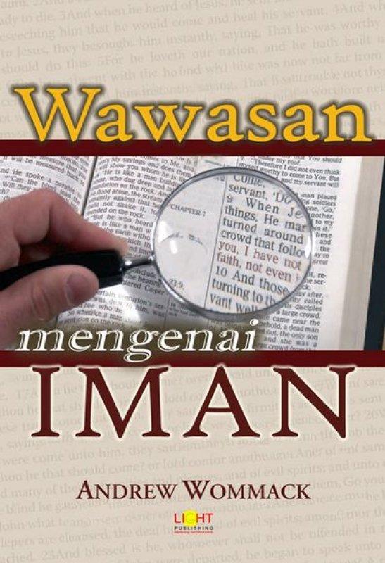 Cover Buku Wawasan mengenai IMAN
