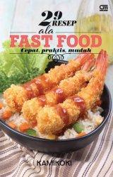 29 Resep ala Fast Food