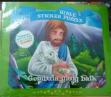 Bible Sticker puzzle - Gembala Yang Baik