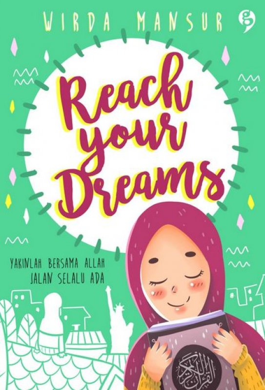 Cover Buku Reach Your Dreams [Non TTD Dapat CD] (Promo Best Book)