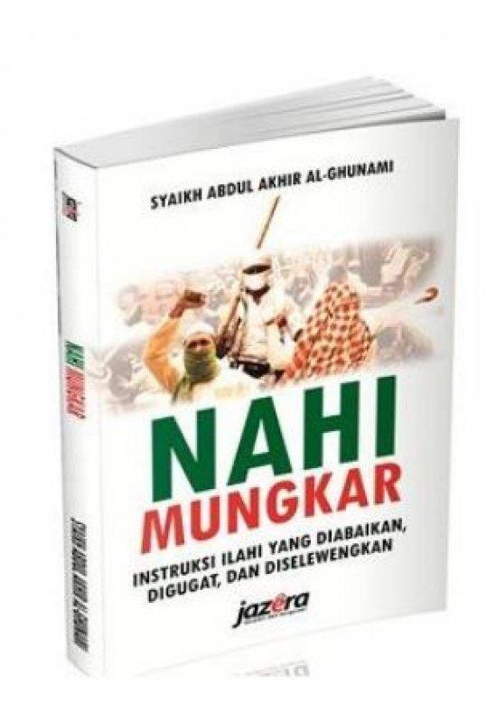 Cover Buku Nahi Mungkar