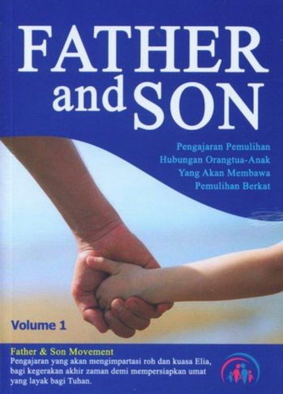 Cover Buku Father and Son Volume 1 [Distributor]