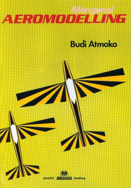 Cover Buku Mengenal AEROMODELLING