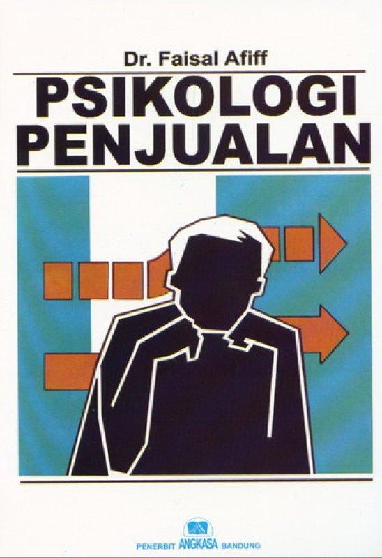 Cover Buku Psikologi Penjualan