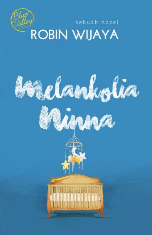 Cover Buku Melankolia Ninna [Edisi TTD]