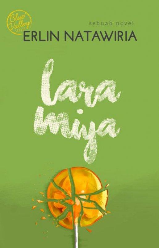 Cover Buku Lara Miya